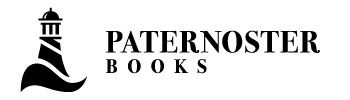 Paternoster Books